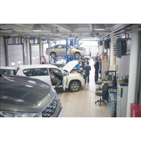 Автосервис Шерлок-Авто на Шелепихинской набережной, фото 1