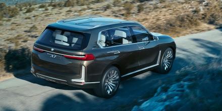 Мировая автопремьера 2019: BMW X7